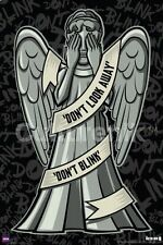 TELEVISION POSTER Doctor Who Weeping Angels 24x36 Culturenik
