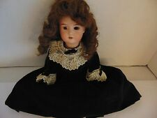 Antique German Bisque Early Kestner Doll 16 inches