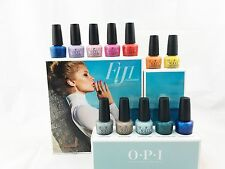 OPI Lacquer Nail Polish Fiji Collection 2017 Set Of 12