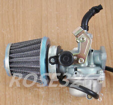 PZ19 Carburettor W/ Air Filter For Honda Z50R CT70 Trail Minibike 50cc 70cc Carb