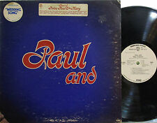 "Paul Stookey - Paul and  (W.B. 1912) of Peter, Paul and Mary (PL) ""Wedding Song"""
