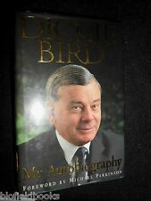 SIGNED COPY - Dickie Bird: My Autobiography - 1997, Yorkshire Cricket Umpire, HB