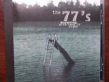 77's SEVENTY SEVENS Drowning With Land In Sight RARE OOP CD MIKE ROE LOST DOGS