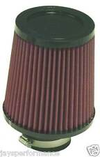 RU-4870 K&N UNIVERSAL HIGH FLOW CONE AIR FILTER