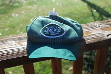 New York Jets Green Plaid snapback cap by Logo 7