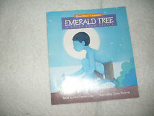 Kids fun paperback:Emerald Tree A Story from Africa-boy goes on journey 4 water