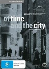 Of Time And The City * Documentary *  (DVD, 2010) Brand New