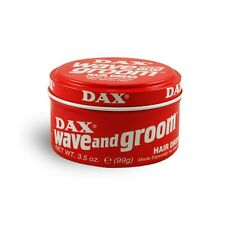 DAX WAVE AND GROOM HAIR DRESS (RED) - 99G