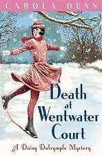 Death at Wentwater Court by Carola Dunn (Paperback, 2009) New Book
