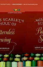 Miss Scarlet's School of Patternless Sewing-Kathy Cano-Murillo-TSP-Comb ship
