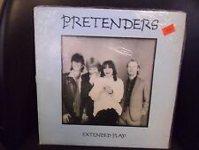 Pretenders Extended Play LP SEALED Sire 1981 Chrissy Hynde
