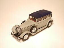 Mercedes Benz 770 (1931) in grau feldgrau grise grey, Matchbox Y40 ca. in 1:43!