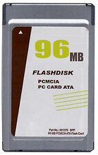 96MB Gigaram PCMCIA ATA Flash Card (p/n ATA-96MB)