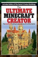ULTIMATE MINECRAFT CREATOR - TRIUMPH BOOKS (PAPERBACK) NEW