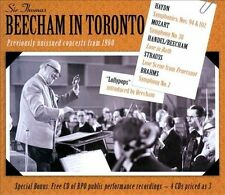 Beecham in Toronto-Previously Unissued Concerts, New Music