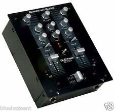 American Audio Q-D1 MKII ( dj professional preamp mixer