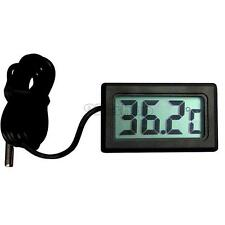 Digital LCD Car Fridge Incubator JA Fish Tank Meter Gauge Thermometer SP2G