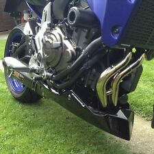 Yamaha MT07 / FZ07 Belly Pan / Spoiler: Unpainted 22136J