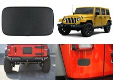 OEM Mopar Rear License Plate Delete Panel For 2007-2017 Jeep Wrangler JK New
