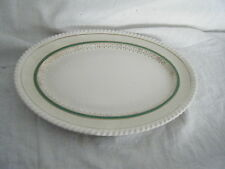 C4 Pottery Johnson Bros Old English Serving Plate 31x25cm 6B1B
