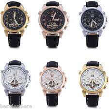 JARAGAR H057M Tourbillon Automatic Mechanical Watch for Men Water Resistance
