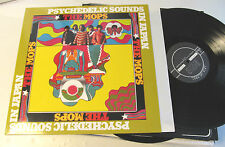 psychedelic sounds in japan the mops 1968 re '90s japanese 180 gram vinyl rare!