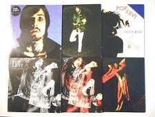 Unique Lot de 6 CD Single ▬ POP LEVI ▬ Port GRATUIT