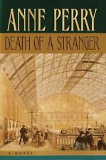 Death of a Stranger Perry, Anne Hardcover