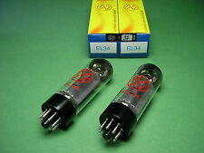 El34 JJ Electronic matched pair (= 2 tubi) NUOVO el 34 - & GT Tube Amp