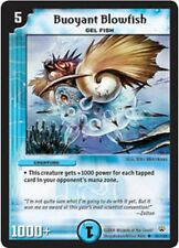 Duel Master TGC Buoyant Blowfish DM10 Shockwaves of the Shattered Rainbow