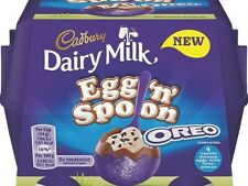 Cadbury Dairy Milk Egg N Spoon Oreo Eggs