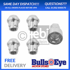 Ford Fiesta New Febi Bilstein Set Car Locking Wheel Nuts Genuine OE Quality Part
