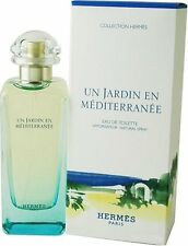 Un Jardin En Mediterranee By Hermes For Women Eau De Toilette Spray 1.6 Oz 50ml