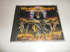 Cd   Grave Digger ‎– Knights Of The Cross