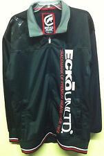 Ecko Unltd Mens Men's XXL Racing Zip Up Jacket Coat Polyester Hard To Find