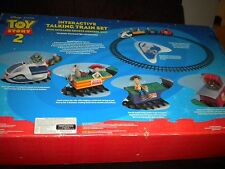 TOY STORY 2 INTERACTIVE TALKING TRAIN SET NOT WORKING