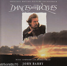 DANCES WITH WOLVES Soundtrack CD NEW - John Barry