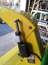 """John Deere 47"""" *HD*  Snow blower thrower Spout Chute MOD Control Kubota bx2750d"""