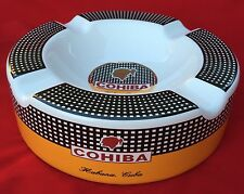 Gorgeous Large 4 Cigar Cohiba Porcelain Ashtray Brand New In Box