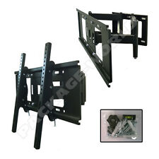 WLM.TAHA064B Tilt Swivel TV Wall Mount Bracket LED Plasma 32 37 42 49 50 55 70