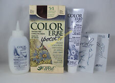 COLORERBE IPOCOLOR sólido TEÑIDO cabello en crema 60ml color 14 CASTANO CASTAÑO