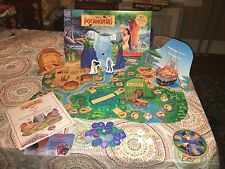 Disney POCAHONTAS Board Game MB 100% Complete Vintage 1994 Princess John Smith