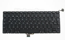 "New Apple Macbook Pro 13"" A1278 Keyboard SP Spanish Teclado 2009 2010 2011 2012"