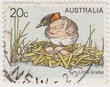 (DB65) 1978 AU 20c birds definitive (U)