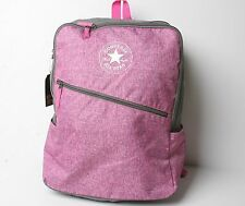 Converse New Diagonal Zip LG Backpack (Pink)
