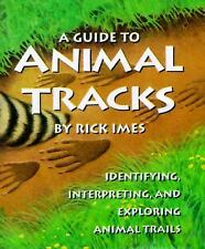 A Guide to Animal Tracks (Running Press Miniature Editions)