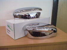NISSAN JUKE 2014 MODEL YEAR ON CHROME MIRROR COVERS PART NUMBER KE960BV000