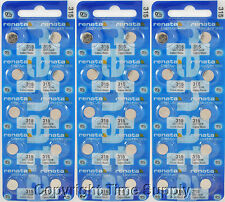 30 pcs 315 Swiss Renata Watch Batteries SR716SW SR716SW 0% MERCURY