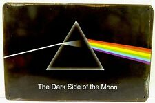 Pink Floyd The Dark Side Of Vintage Retro Metal Sign Plaque Home Studio Room Pub