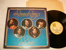 "The Beach Boys ""15 Big Ones"" 1976 Rock/Pop LP, Nice VG++!, UK Pressing"